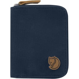 FJALLRAVEN 24216-560 ZIP WALLET NAVY