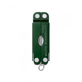 LEATHERMAN TOOL MICRA GREEN ALUMINUM LTG64350181N