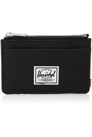 HERSCHEL 10397-00001 OSCAR WALLET RFID BLACK