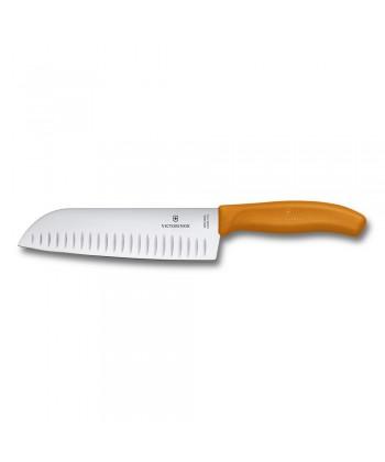 NO. 6.8526.17L9B SANTOKU KNIFE FIBROX OR