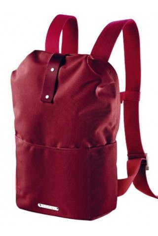 ΣΑΚΙΔΙΟ ΠΛΑΤΗΣ BROOKS ENGLAND DALSTON UTILITY KNAPSACK SMALL RED FLECK