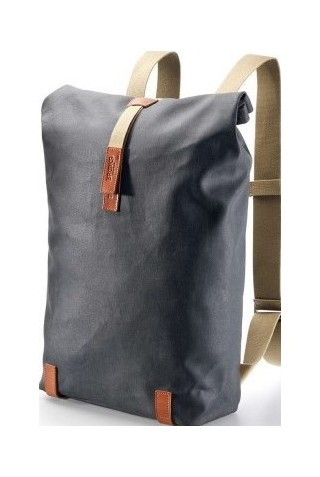 ΣΑΚΙΔΙΟ ΠΛΑΤΗΣ BROOKS PICKWICK BACKPACK 26 GREY