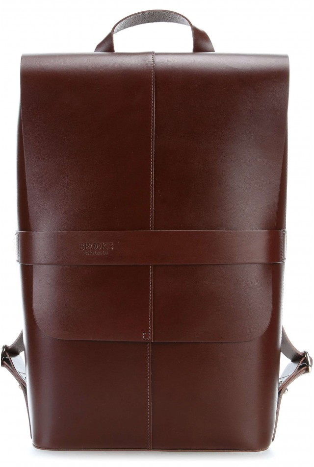 BROOKS PICCADILLY DAY PACK BROWN
