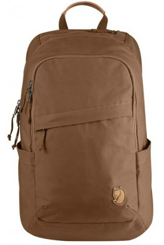 FJALLRAVEN 26051-230 RAVEN 20L BACKPACK CHESTNUT