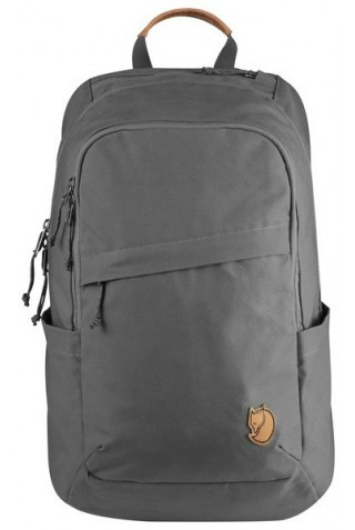 FJALLRAVEN 26051-046 RAVEN 20L BACKPACK SUPER GREY