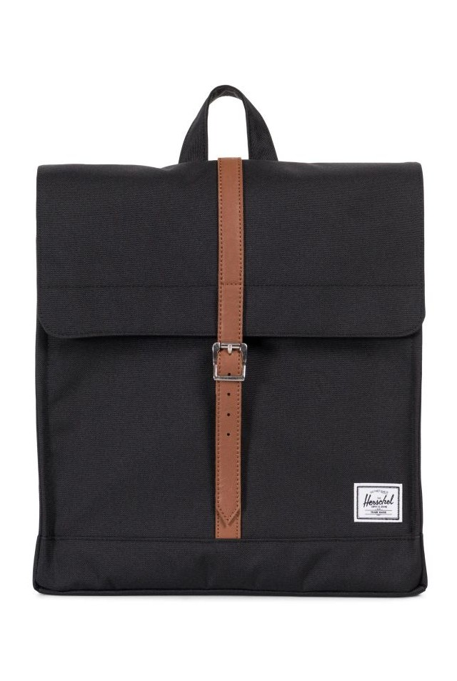 HERSCHEL  CITY BACKPACK BLACK