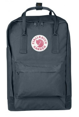 ΣΑΚΙΔΙΟ ΠΛΑΤΗΣ FJALLRAVEN 27172-031 KANKEN 15'' BACKPACK GRAPHITE
