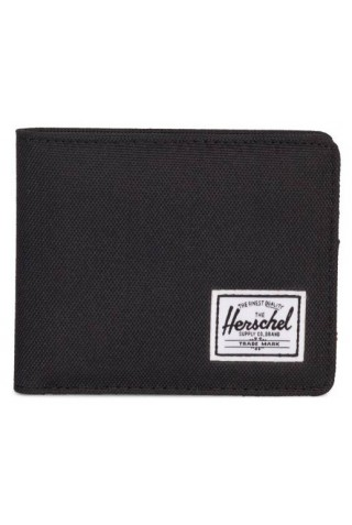 HERSCHEL 10363-00165 ROY RFID WALLET BLACK