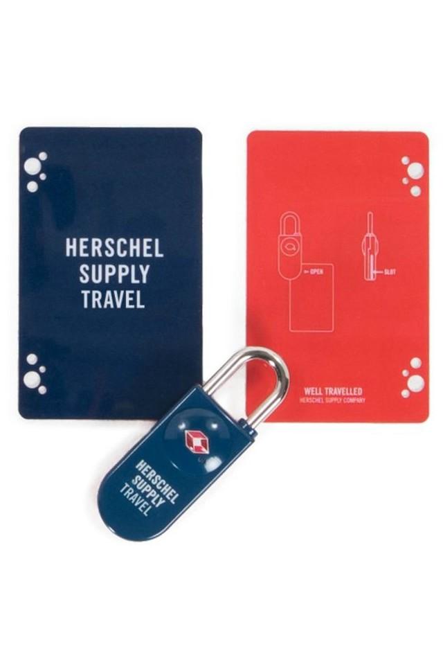 HERSCHEL TSA CARD LOCK