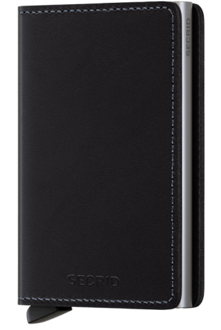SECRID SO-BLACK SLIMWALLET ORIGINAL BLACK