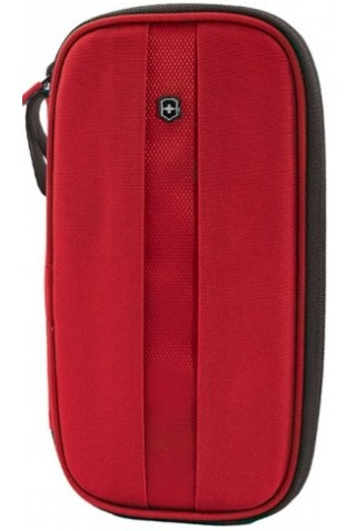 ΤΑΞΙΔΙΩΤΙΚΗ ΘΗΚΗ VICTORINOX TRAVEL ORGANIZER W/ RFID 31172803 RED