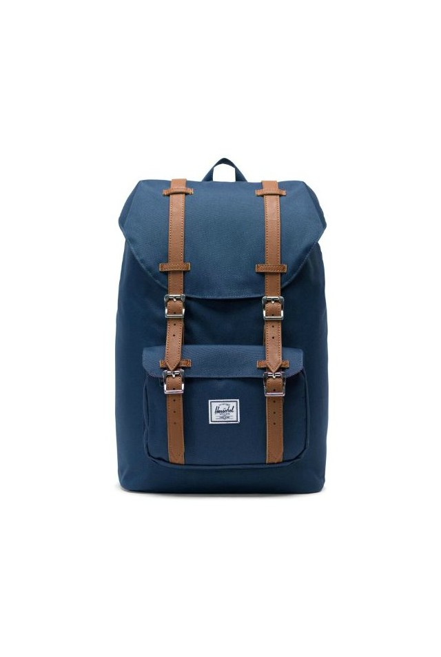 HERSCHEL LITTLE AMERICA BACKPACK MID  NAVY