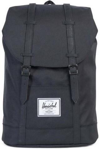 HERSCHEL 10066-00535 RETREAT BACKPACK BLACK/BLK