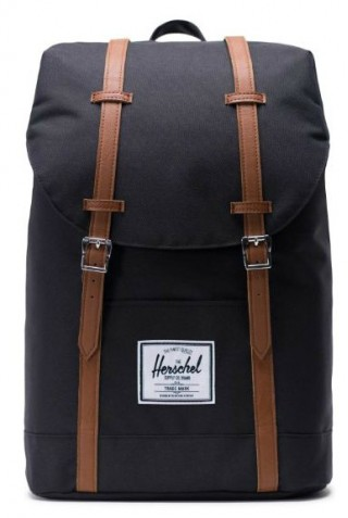 HERSCHEL RETREAT BACKPACK 664150028 001 BLK