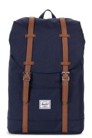 HERSCHEL 10329-01894 RETREAT MID PEACOT/TAN