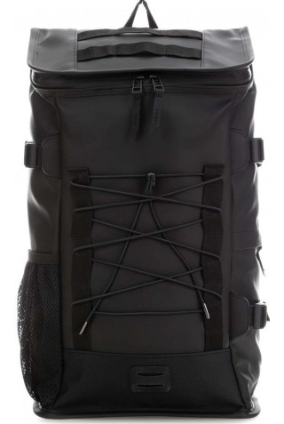 RAINS 1315-01 MOUNTAINEER BAG BLACK