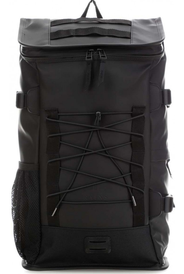 RAINS 1315-01 MOUNTAINEER BAG BLACK