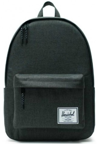 HERSCHEL 10492-02090 CLASSIC BACKPACK X-LARGE BLACK CROSSHATCH