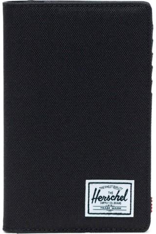 ΠΟΡΤΟΦΟΛΙ ΤΑΞΙΔΙΟΥ HERSCHEL 10399-00001 SEARCH WALLET RFID BLACK
