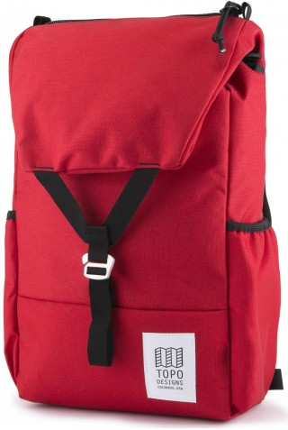 TOPO DESIGNS 8530 Y-PACK RED
