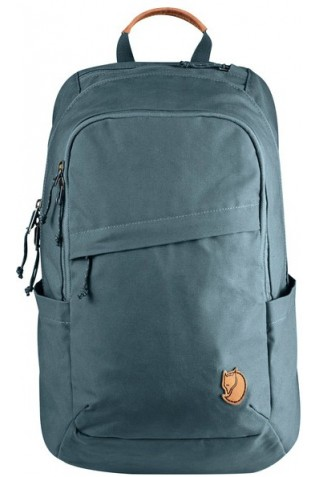 ΣΑΚΙΔΙΟ ΠΛΑΤΗΣ FJALLRAVEN 26051-042 RAVEN 20L BACKPACK DUSK