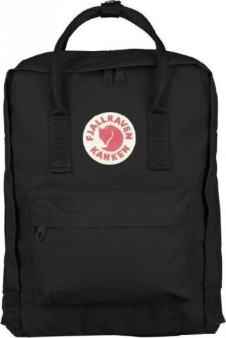 FJALLRAVEN 23510-550 KANKEN BACKPACK 16L BLACK