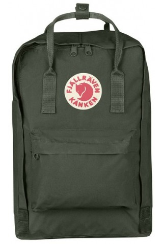 ΣΑΚΙΔΙΟ ΠΛΑΤΗΣ FJALLRAVEN 27172-662 KANKEN 15'' BACKPACK DEEP FOREST