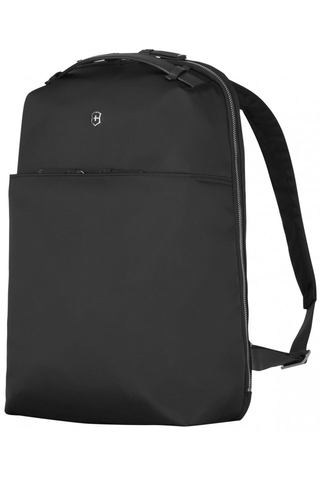13d8cc7255 ΣΑΚΙΔΙΟ ΠΛΑΤΗΣ ΓΥΝΑΙΚΕΙΟ VICTORINOX VICTORIA 2.0 COMPACT BUSINESS BACKPACK  606821 BLACK