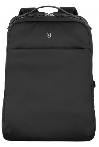 ΣΑΚΙΔΙΟ ΠΛΑΤΗΣ ΓΥΝΑΙΚΕΙΟ VICTORINOX VICTORIA 2.0 DELUXE BUSINESS BACKPACK 606822 BLACK