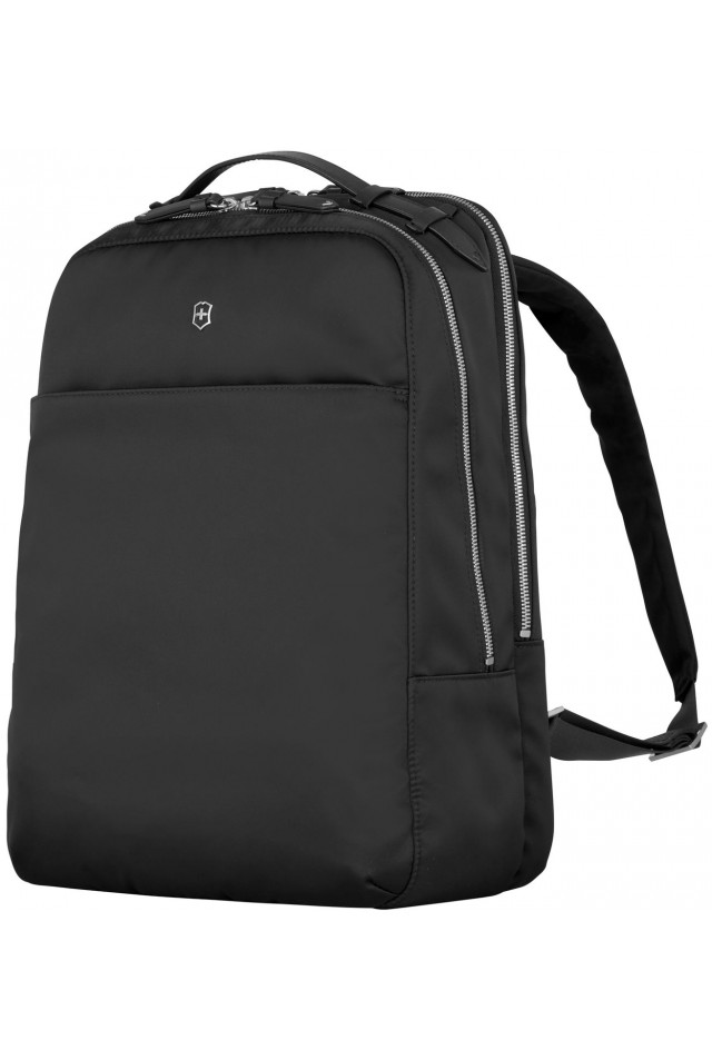 1d75cbee94 ΣΑΚΙΔΙΟ ΠΛΑΤΗΣ ΓΥΝΑΙΚΕΙΟ VICTORINOX VICTORIA 2.0 DELUXE BUSINESS BACKPACK  606822 BLACK