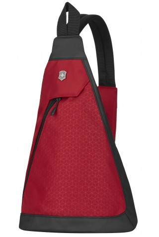 ΤΣΑΝΤΑ ΩΜΟΥ VICTORINOX ALTMONT ORIGINAL DUAL COMPARTMENT MONOSLING 606750 RED