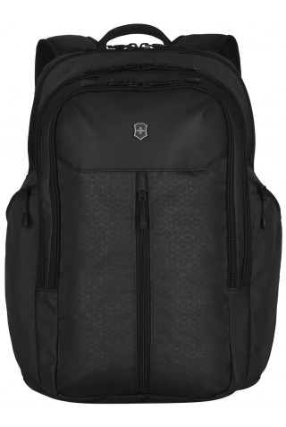 ΣΑΚΙΔΙΟ ΠΛΑΤΗΣ VICTORINOX ALTMONT ORIGINAL VERTICAL-ZIP LAPTOP BACKPACK 606730 BLACK