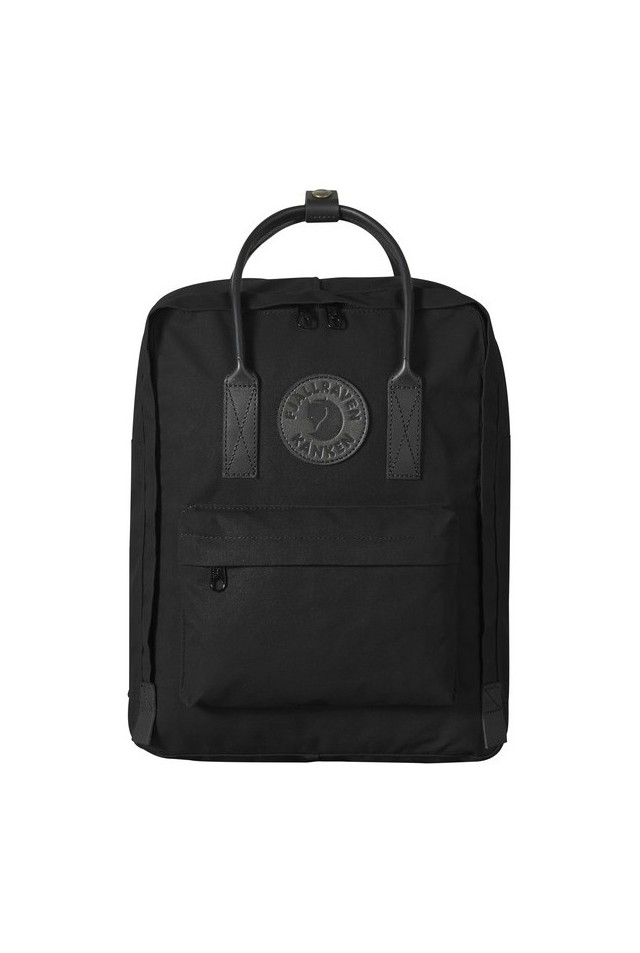ΣΑΚΙΔΙΟ ΠΛΑΤΗΣ FJALLRAVEN BACKPACK 23567-550 KANKEN NO 2 16L BLACK