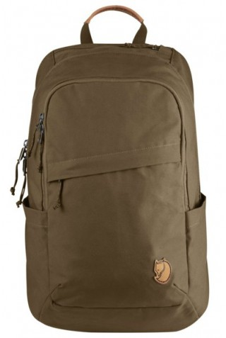 FJALLRAVEN 26051-227 RAVEN 20L BACKPACK DARK SAND