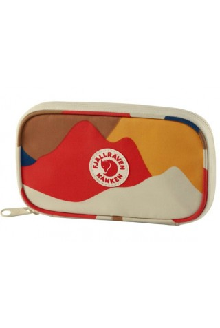 FJALLRAVEN 23630-971 KANKEN ART TRAVEL WALLET SPRING LANDSCAPE