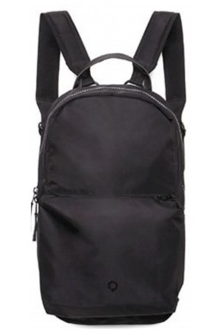 STIGHLORGAN FL89-79 ZIP TOP BACKPACK LOGAN BLACK