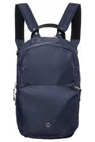 ΣΑΚΙΔΙΟ ΠΛΑΤΗΣ STIGHLORGAN FL89-102 ZIP TOP BACKPACK LOGAN INK NAVY