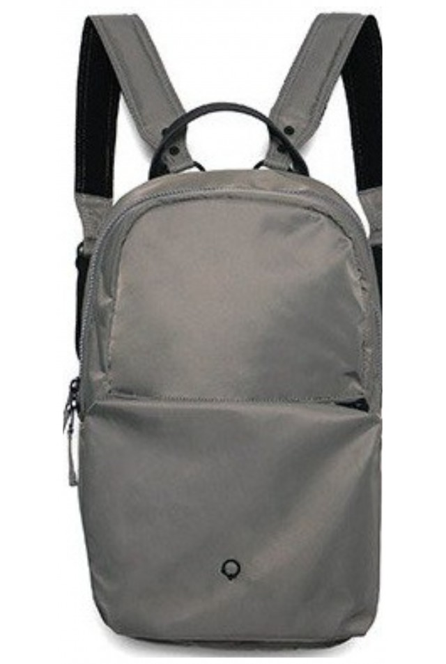 STIGHLORGAN FL89-131 ZIP TOP BACKPACK LOGAN CONCRETE GREY