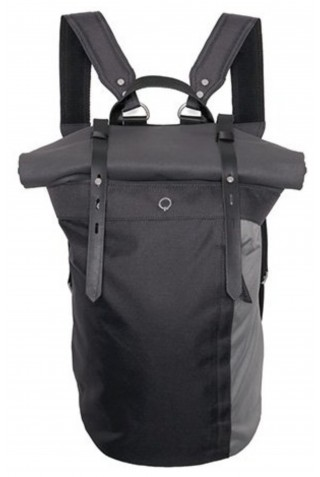 ΣΑΚΙΔΙΟ ΠΛΑΤΗΣ STIGHLORGAN FL85-134 ROLLTOP LAPTOP BACKPACK RORI SLATE AND STEEL.