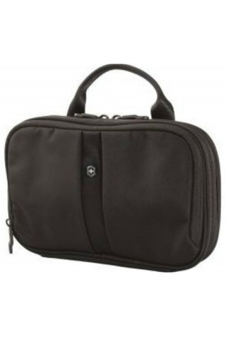 VICTORINOX SLIMLINE TOILETRY KIT 31172901 BLACK
