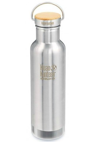 ΘΕΡΜΟΣ KLEAN KANTEEN INSULATED REFLECT 592ml BRUSHED STAINLESS