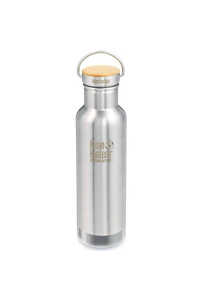 KLEAN KANTEEN INSULATED REFLECT 592ml BRUSHED STAINLESS