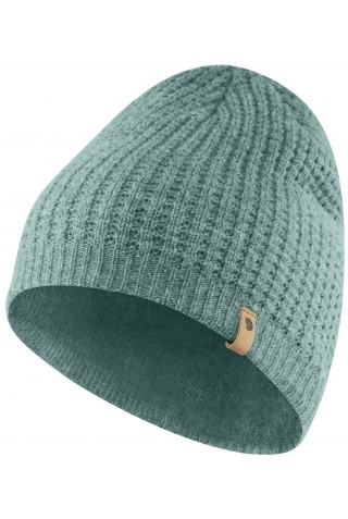 FJALLRAVEN 78006-664 STRUCTURE BEANIE FROST GREEN