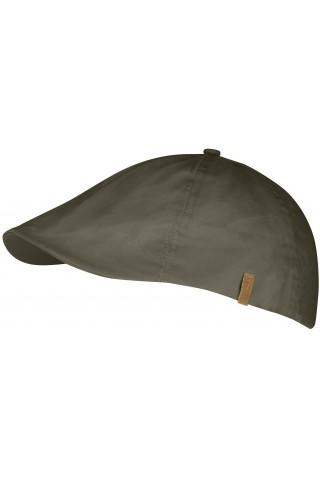 FJALLRAVEN 77274-246 OVIK FLAT CAP DARK TARMAC