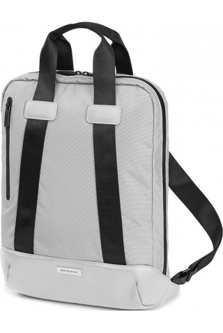 ΣΑΚΙΔΙΟ ΠΛΑΤΗΣ MOLESKINE VERTICAL DEVICE LAPTOP 15'' BACKPACK ASH GREY ET82MTDBVG14