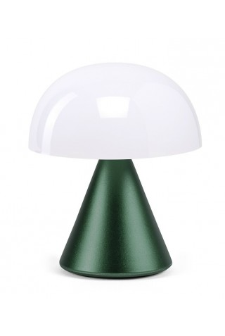 ΜΙΝΙ ΛΑΜΠΑ LEXON LH60MDG MINA MINI LED LIGHT DARK GREEN