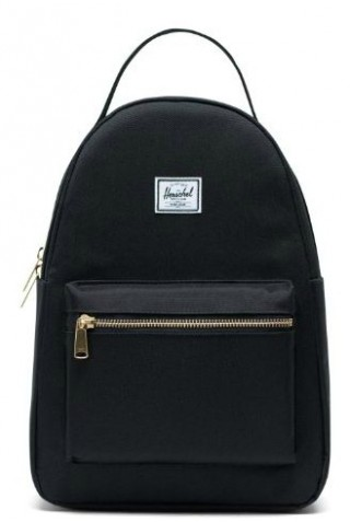 HERSCHEL 10502-00001-OS NOVA SMALL BACKPACK BLACK