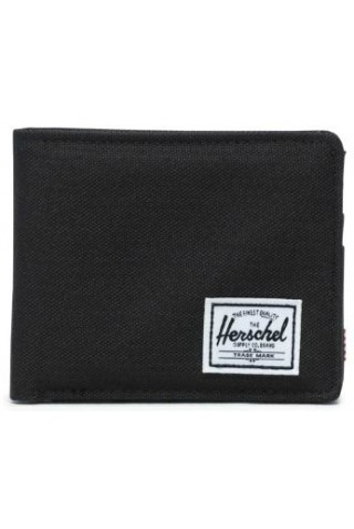 ΠΟΡΤΟΦΟΛΙ HERSCHEL 10363-00165-OS ROY WALLET BLACK