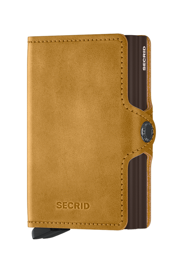 SECRID TV-BLACK TWINWALLET VINTAGE BLACK