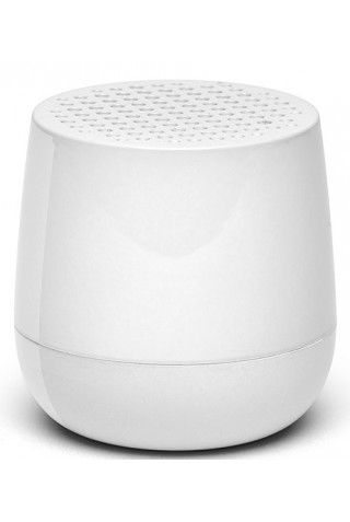 LEXON LA113MG MINO SPEAKER BT TWS ABS GLOSSY WHITE